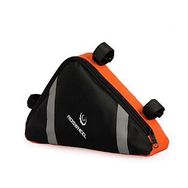 10-20L Fahrradrahmentasche / Dreieck-Rahmentasche Wasserdicht, Reflektierend, tragbar Fahrradtasche Nylon Tasche für das Rad Fahrradtasche Radsport / Fahhrad