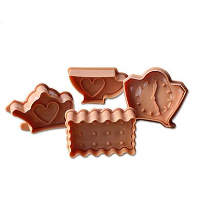 Forma do pieczenia Placek Cupcake Tort Plastikowy Ekologiczne DIY Wysoka jakość