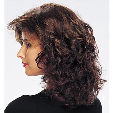 Ευρώπης και της Αμερικής μαλλιά ppopular χρώμα της μόδας υψηλής ποιότητας περούκες φυσικές περούκες κύμα
