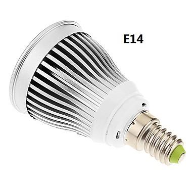 SENCART 600-630lm E14 / GU10 / E26 / E27 LED szpotlámpák 1 LED gyöngyök COB Meleg fehér / Hideg fehér 85-265V
