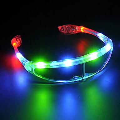γυαλιά πολύχρωμα λάμψη