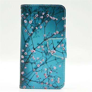 Capinha Para Nokia Lumia 640 Nokia Capinha Nokia Porta-Cartão Carteira Com Suporte Capa Proteção Completa Árvore Rígida PU Leather para