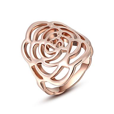 Maxi anel Zircônia Cubica Liga Moda Dourado Prata Jóias Festa 1peça
