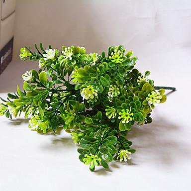 Künstliche Blumen 1 Ast Simple Style Pflanzen Tisch-Blumen