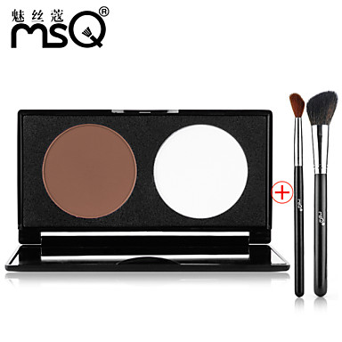 MSQ® Normal Powder Dry/Mineral Powder+CF02A MAC Makeup Style