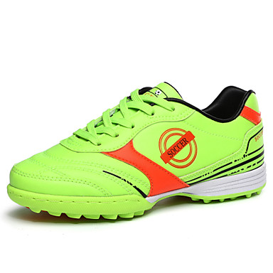 Soccer Women's Shoes Synthetic Blue/Yellow/Green