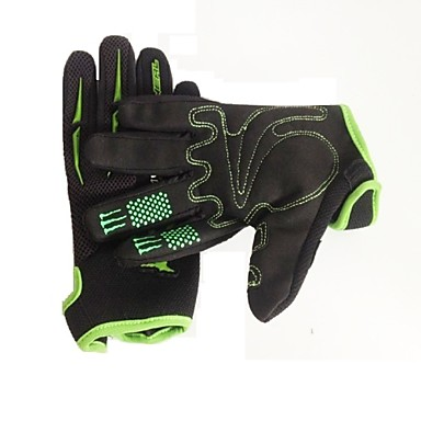 Sports Gloves Bike Gloves / Cycling Gloves Wearable Wearproof Anti-skidding Full-finger Gloves Camping / Hiking Climbing Cycling / Bike