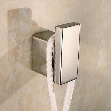 Wieszak na szlafrok Gadżet łazienkowy Współczesny Stal nierdzewna 7cm 7cm Wieszak na szlafrok