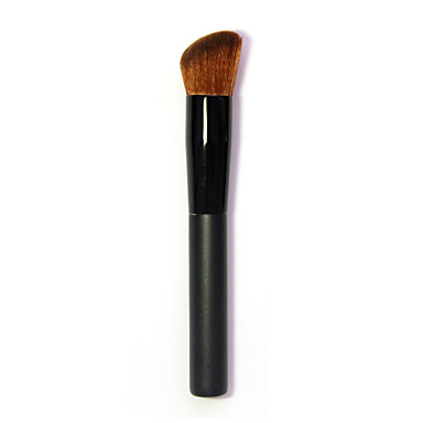 New Cosmetic Makeup Brush Liquid Face Powder Foundation  Round Oblique  Brushes Tool