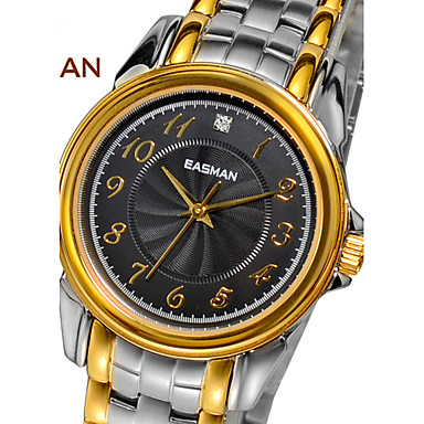 easman mulheres novíssimo relógio de quartzo relógios de luxo top zircão  safira ouro senhora relógios de 256f49c3fa