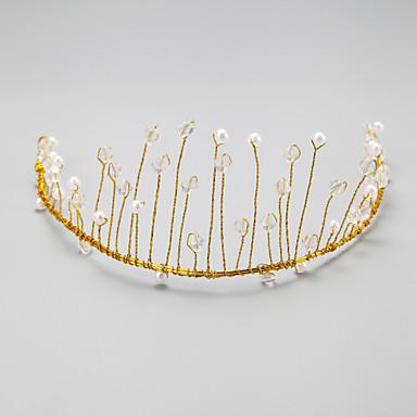μαργαριτάρι απομιμήσεις μαργαριτάρι κράμα headbands αρχική κλασική θηλυκό στυλ