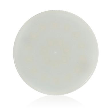 5 380-450LM lm Puck Leuchten 21 Leds Leicht zu installieren Warmes Weiß Kühles Weiß Natürliches Weiß Wechselstrom 100-240V
