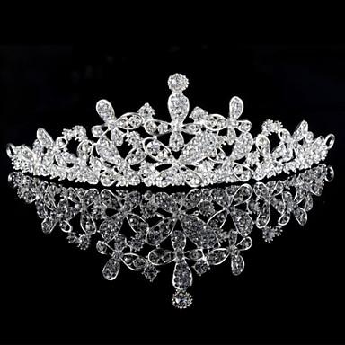 κράμα tiaras headpiece γάμο κόμμα κομψό κλασικό θηλυκό στυλ