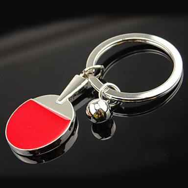 Nem személyre szabott Kulcstartók ( Piros