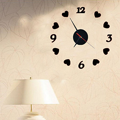Horloge murale - Rond - Moderne/Contemporain/Casual/Office/Business
