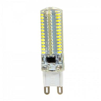 ywxlight® e14 g9 g4 e17 οδήγησε φώτα καλαμποκιού 104 smd 3014 720 lm ζεστό λευκό κρύο λευκό ac 220-240 ac 110-130 v