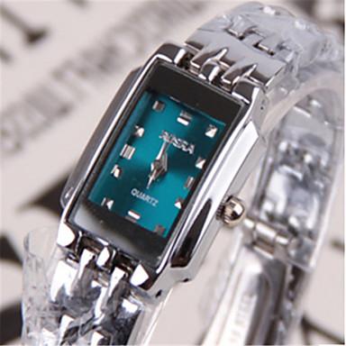 Kadın's Bilek Saati Quartz Alaşım Bant Gümüş
