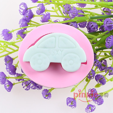 Car Fondant Cake Chocolate Silicone Molds,Decoration Tools Bakeware