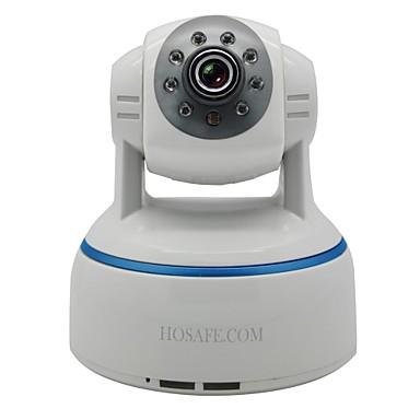 IP-kamera - HOSAFE - PTZ - Indoor - Day Night/Motion Detection/Dual Stream/Remote Access/IR-leikkaus/Wi-Fi Protected Setup/Plug and play