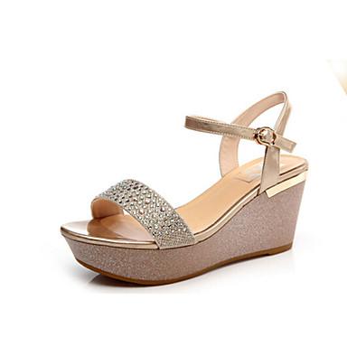 De Cuña Sandalias Zapatos Mujer Tacón Cuñas Exterior TF1lKJc35u