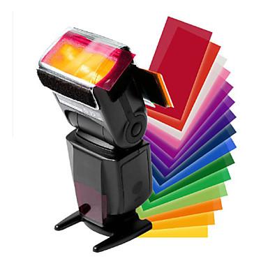 универсальный топ вспышка 12 цветов фильтр