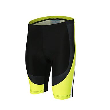 Arsuxeo Cuissard Rembourré de Cyclisme Homme Vélo Cuissard  / Short Shorts Rembourrés Bas Tenues de Cyclisme Séchage rapide Respirable