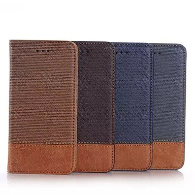 Case For iPhone 6s Plus iPhone 6 Plus iPhone 6s iPhone 6 iPhone 8 iPhone 8 Plus iPhone 6 iPhone 6 Plus Card Holder Wallet with Stand Flip