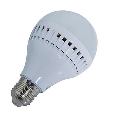 HRY 3000/6500 lm E26/E27 LED 글로브 전구 A70 22 LED가 SMD 2835 장식 따뜻한 화이트 차가운 화이트 AC 220-240V