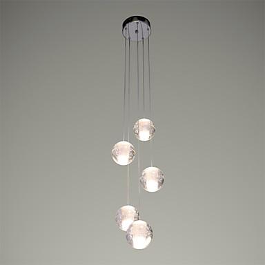 UMEI™ Lampy widzące Światło rozproszone - Kryształ LED, Modern / Contemporary, 90-240V, Warm White, Żarówka w zestawie