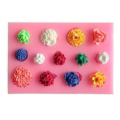 1pc Nyhet Kake Plast GDS Cake Moulds