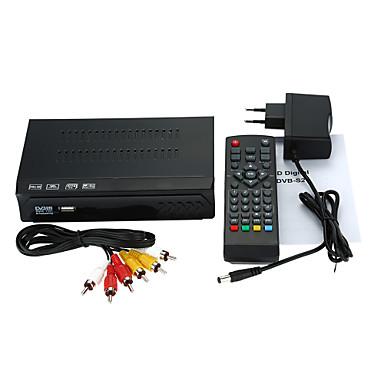 510 ενσωματωμένο αποδιαμορφωτή HD DVB-S2 ψηφιακή δορυφορική μετάδοση βίντεο δέκτη set-up box συμβατό με DVB-S / MPEG-4