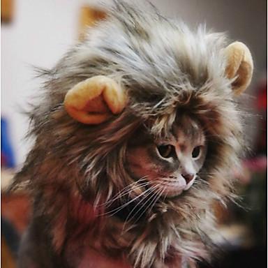 Kedi Köpek Bandanalar ve Şapkalar Köpek Giyimi Cosplay Kostüm Evcil hayvanlar için