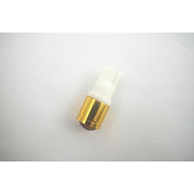 T10 1.5W 180lm белый свет / красный / желтый свет / зеленый свет / синий свет автомобиля светодиодные (DC 12V)
