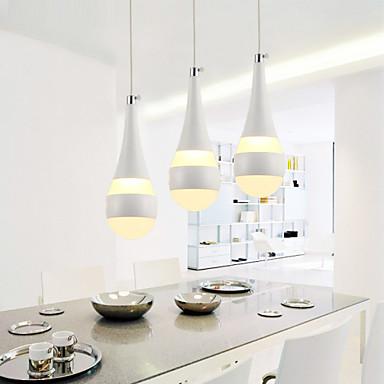Подвесные лампы ,  Современный Прочее Особенность for Светодиодная лампа Металл Столовая Кухня