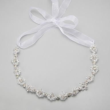 Women's Crystal Rhinestone Rhinestone Alloy , Wedding Party Special Occasion Anniversary Birthday Engagement