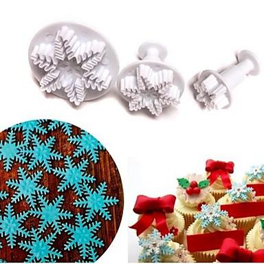 Backwerkzeuge Kunststoff Heimwerken Kuchen Kuchenformen 1pc