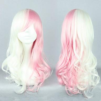 anime divat must-have fesztivál hosszú színes haj minősége parókák