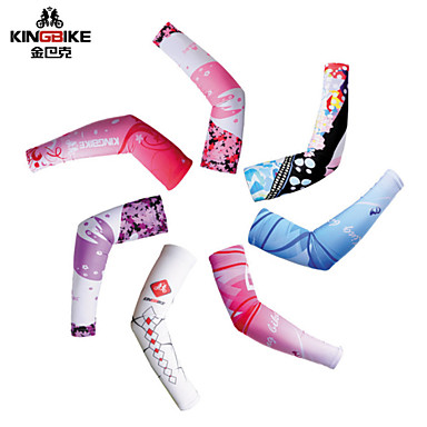 Kingbike θερμοκοιτίδων Arm Χειμώνας Άνοιξη Καλοκαίρι Φθινόπωρο Γρήγορο Στέγνωμα Υπεριώδης Αντίσταση Υψηλή Διαπνοή (>15,001g) Αναπνέει