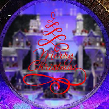 Napis Współczesny Naklejka okienna Materiał Dekoracja okna Jadalnia Sypialnia Biuro Pokój dla dzieci Salon Łazienka Shop / Cafe Kuchnia
