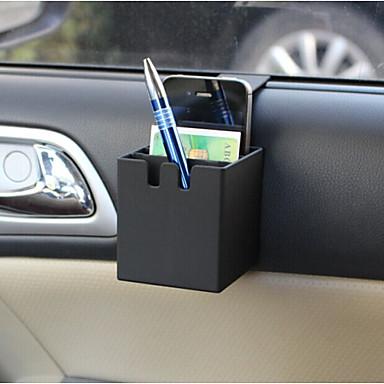 multi-purpose tipo de conteúdo pasta caixa carro caixas de transporte de carro compartimento óculos / handset caixa de conteúdo emprego