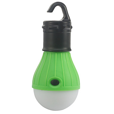Lanterns & Tent Lights LED 10 lm 1 Mode Emergency Camping / Hiking / Caving / Outdoor Green