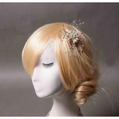 taklit inci elmas taklidi saç tokası baş klasik kadınsı stil