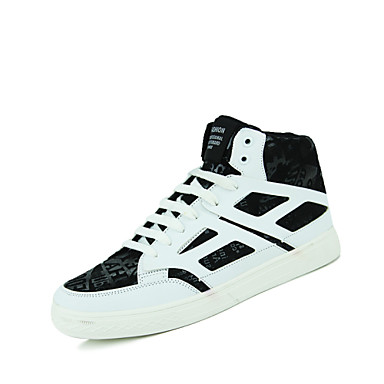 Men's Shoes Office & Career / Athletic / Casual Fashion Sneakers Black / Blue / Red / White