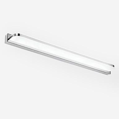 Duvar ışığı Ortam Işığı Banyo Aydınlatması 7WW 110-120V 220-240V Birleştirilmiş LED Modern/Çağdaş Eloktrize Kaplama