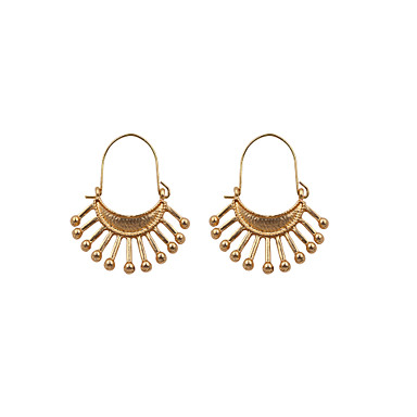 Earring Drop Earrings Jewelry Women Wedding / Party / Daily / Casual / Sports Alloy 2pcs
