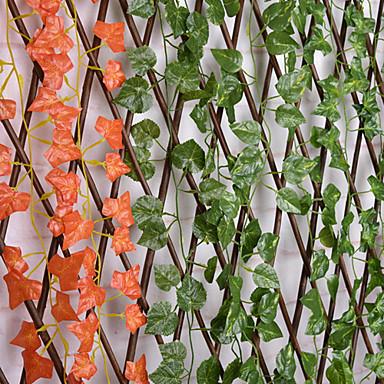 şube İpek Bitkiler Duvar Çiçeği Yapay Çiçekler