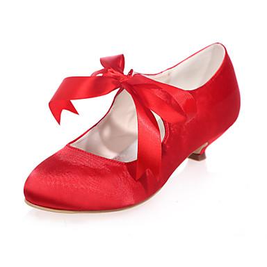 Confort Talons à amp; Satin Bas Champagne Eté 04463354 Printemps Ivoire Soirée Mariage Talon Chaussures Evénement Chaussures Femme Bleu xRq0IU