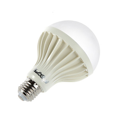 YouOKLight 650 lm E26/E27 LED Globe Bulbs B 12 leds SMD 5630 Decorative Cold White AC 220-240V