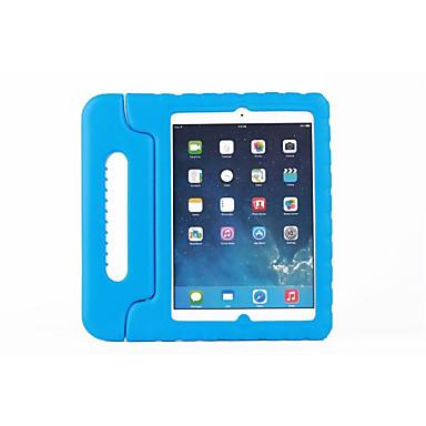 Pouzdro Uyumluluk Apple iPad iPad Mini 3/2/1 Şoka Dayanıklı Tam Kaplama Kılıf Tek Renk Yumuşak EVA için Apple iPad iPad Mini 3/2/1