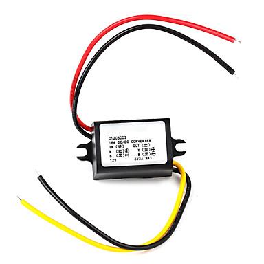 12v 6V DC-DC buck converter aftreden module voeding voltage regulator